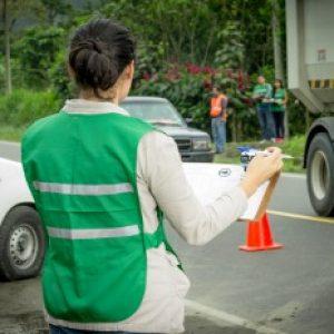 Estudios de tráfico y transporte quito
