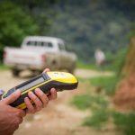 GPS de precision Quito Ecuador